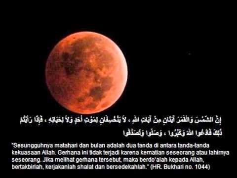 Pelajaran Dari Gerhana Islam Paripurna